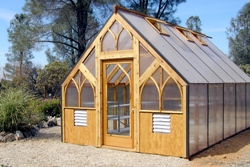 Gothic Greenhouse Plans