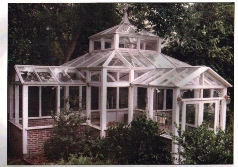 Victorian Conservatory Plans